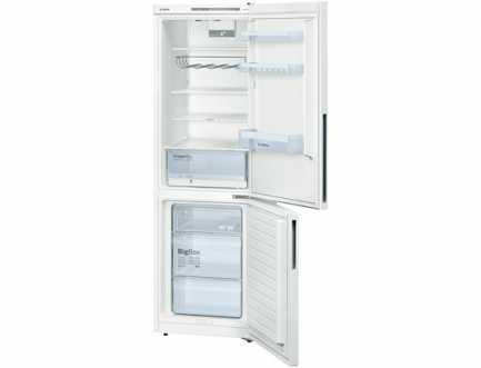 Kombinirani hladnjak s ledenicom A++ BOSCH KGV36VW32S