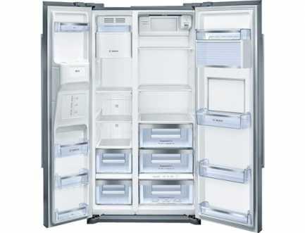 Hladnjak s ledenicom Side-by-side A+ BOSCH KAG90AI20