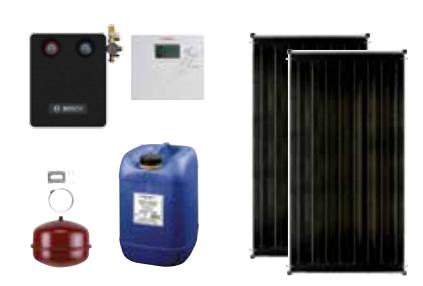 BOSCH solarni paket FCC 3