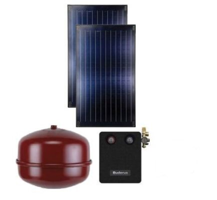Buderus solarni paket SKN – kosi krov light