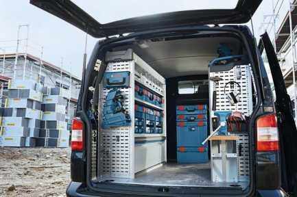 Početni akumulatorski set Wireless Charging futrola + inverter + GAL 1830 W + 1 x GBA 18 V 2,0 Ah MW-B Bosch 1600A009CS