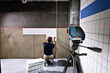 Laserski nivelir GLL 2-80 P Bosch 0601063205