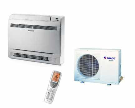 Podni klima uređaj GREE Console