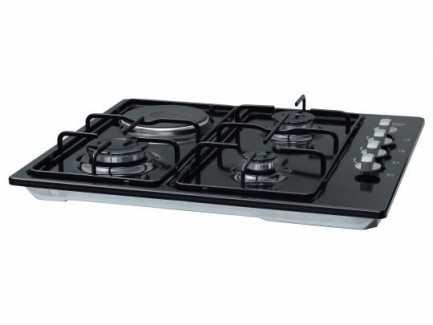 Kombinirana ploča za kuhanje Quadro BH-31-04 Black