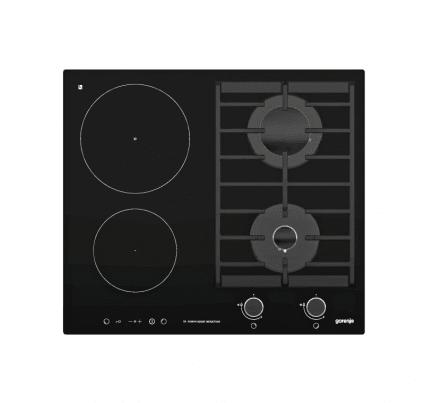 Kombinirana ploča za kuhanje indukcija/plin Gorenje ITG623USC