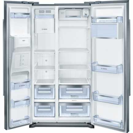 Hladnjak s ledenicom Side-by-side A+ BOSCH KAD90VB20