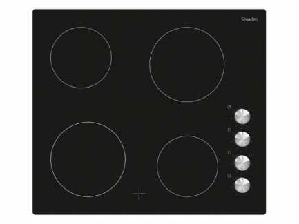 Električna ploča za kuhanje Quadro BH-04-22VC