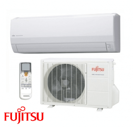 Klima uređaj A+/A Fujitsu Super Inverter ASYG30LFCA/AOYG30LFT 8 kW