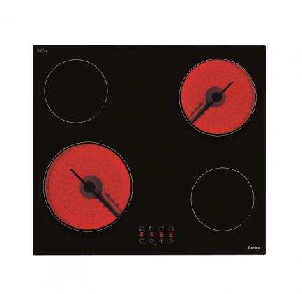 Električna staklokeramička ploča za kuhanje Amica PBP4VQ247CF