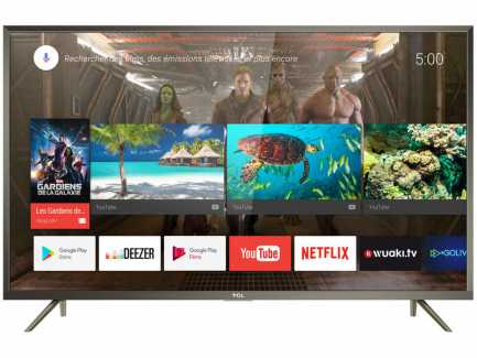 "Televizor TCL UDH Smart TV U49P6046 (P60 series) 49"" / 124 cm"