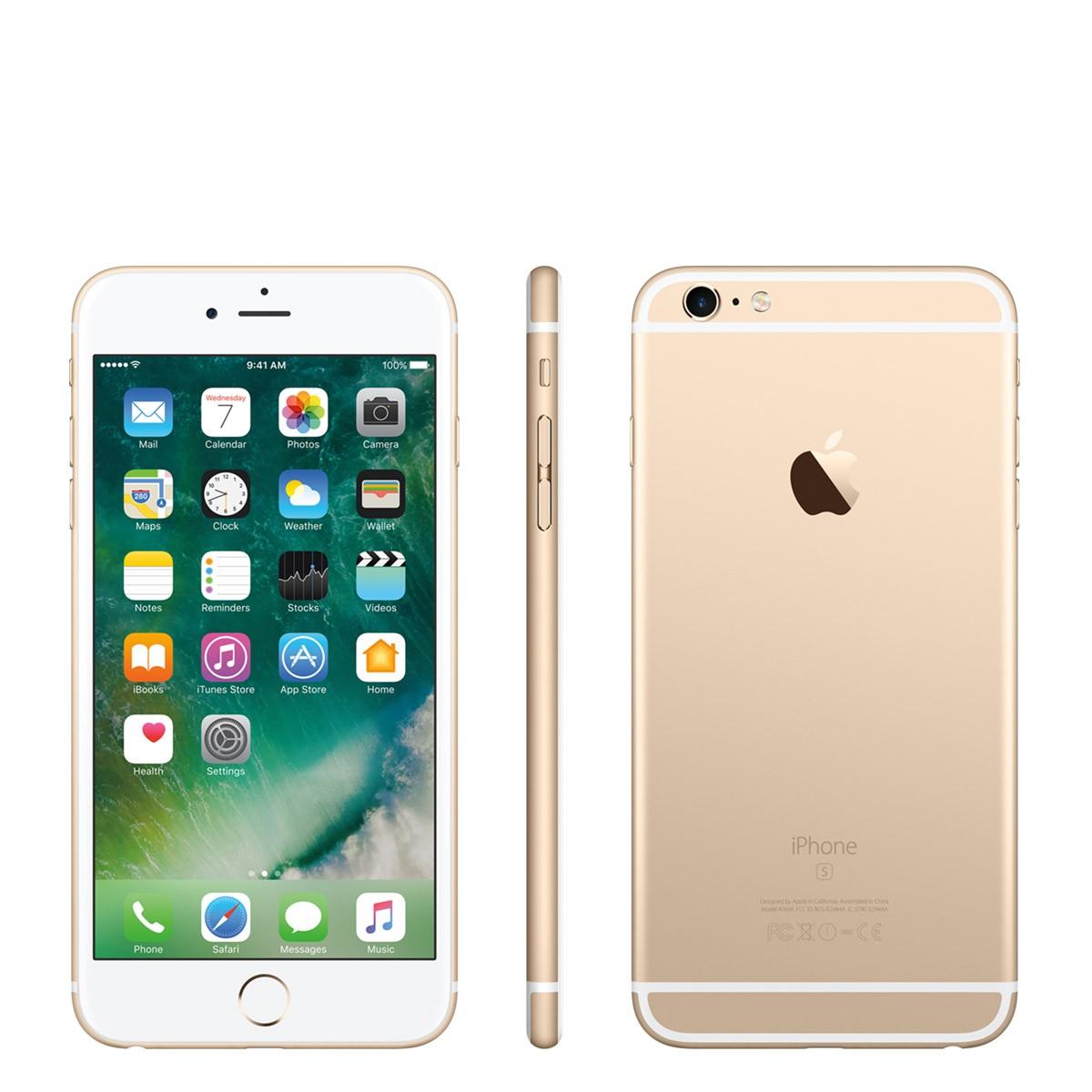 pametni telefon apple iphone 6s 32 gb zlatni. Black Bedroom Furniture Sets. Home Design Ideas