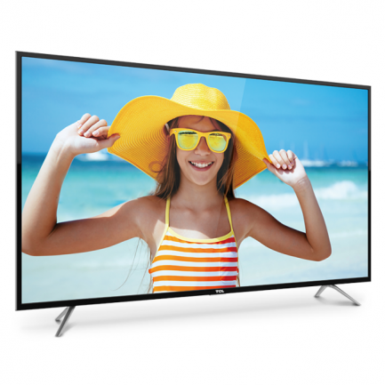 "Televizor TCL UHD Smart TV U49P6006 49"" / 124 cm"