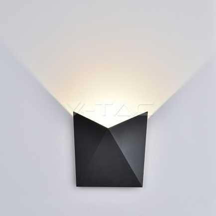 5W-LED-zidna-svjetiljka-sivo-tijelo-IP65-4000K