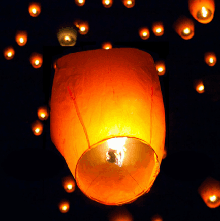 Leteći lampion