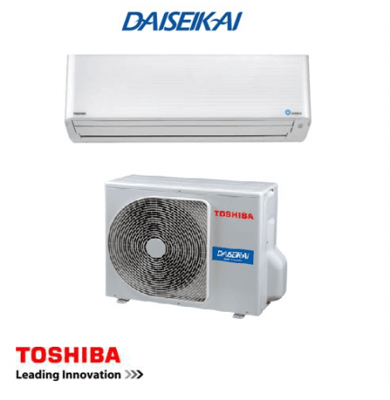 Klima uređaj A+++/A++ Toshiba DAISEIKAI 9