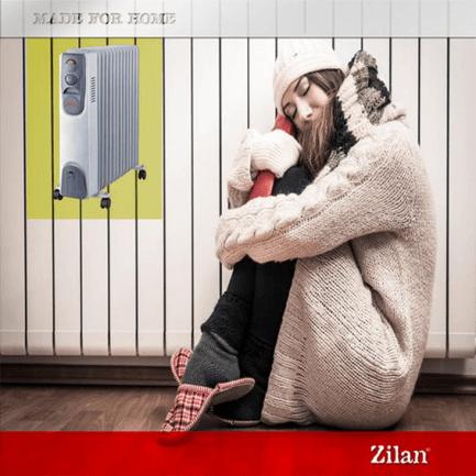 Uljni radijator Zilan ZLN2135 2500W