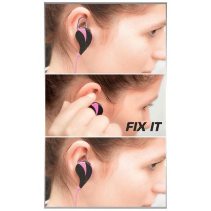 Bluetooth slušalice SAL BTEP 2000/PI