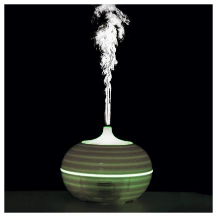 Ultrazvučni aroma difuzor ovlaživač zraka sa svjetlom AD 10 120ml