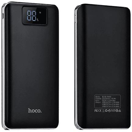 Prijenosni punjač/baterija s displayjom B23B 20000 mAh 1A/2.0A/2.0A