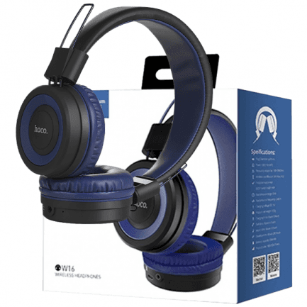 Bluetooth slušalice hoco. W16 Cool motion Blue