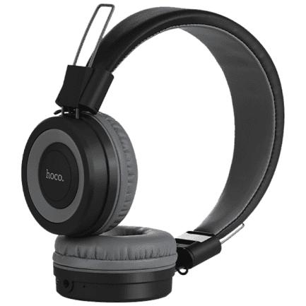 Bluetooth slušalice hoco. W16 Cool motion Gray
