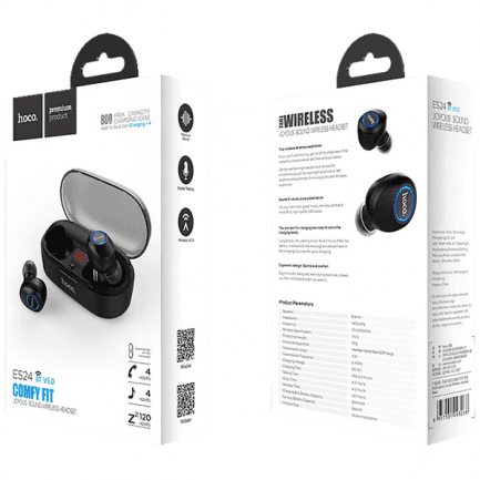 Bluetooth slušalice hoco. EES24 Joyous sound