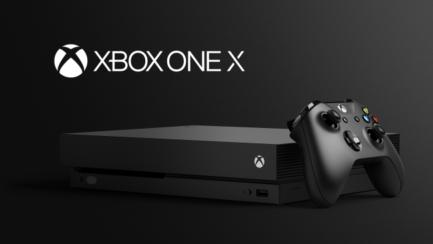 Microsoft igrača konzola Xbox One X