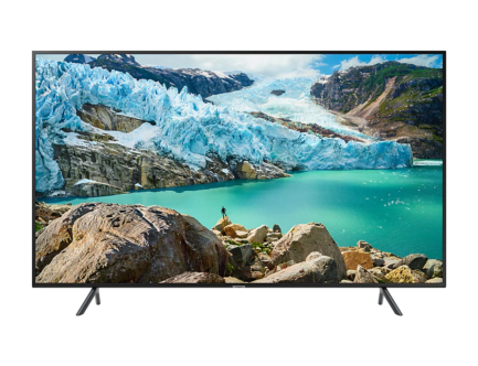 10Televizor Samsung SMART LED TV Ultra HD 4K UE55RU7172UXXH 55″ / 139cm