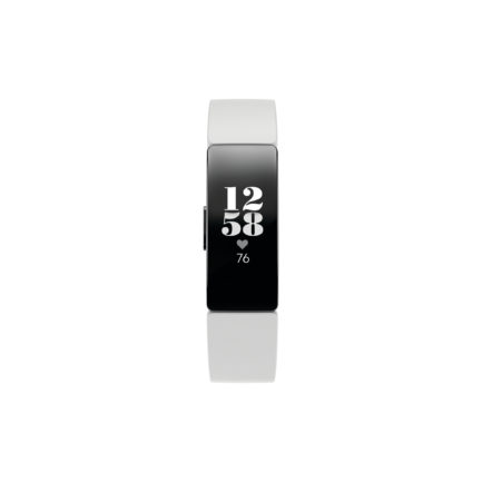 Pametni sat Fitbit Inspire HR white (FB413BKWT)