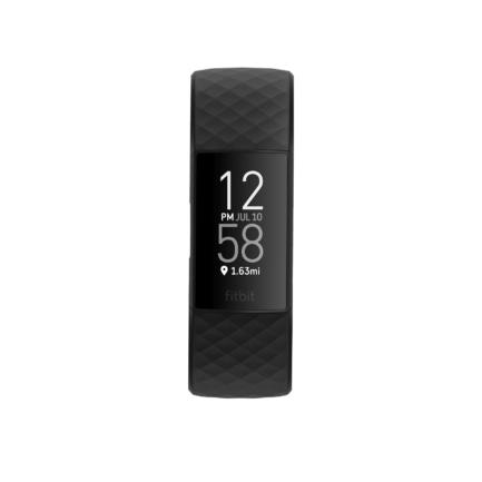 Pametni sat Fitbit Charge 4 Black (FB417BKBK)