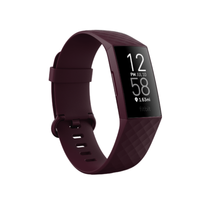 Pametni sat Fitbit Charge 4 Rosewood (FB417BYBY)