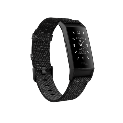 Pametni sat Fitbit Charge 4 SE Reflective Woven (FB417BKGY)