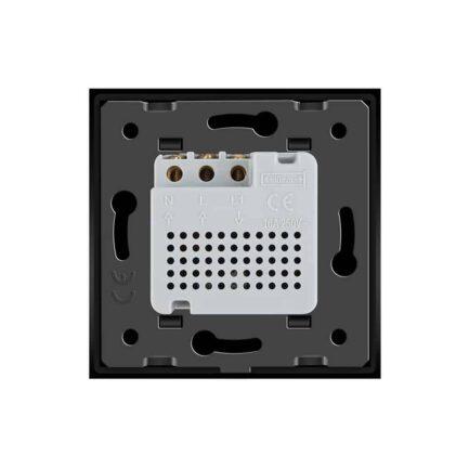 Stražnji prikaz termostata