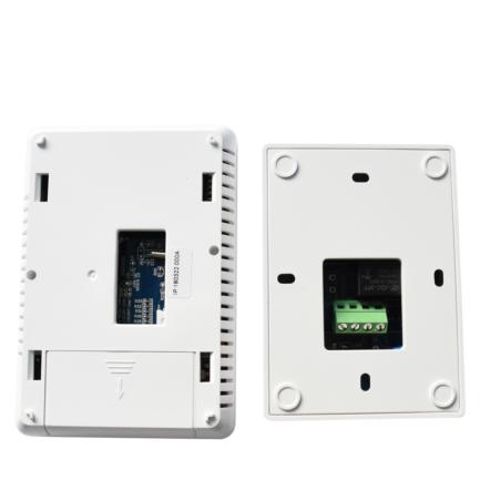 Bežični touchscreen termostat bijeli HY01RF