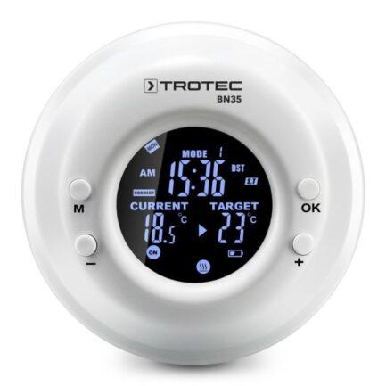 Bežični termostat za električne grijače Trotec BN 35 s LCD displayom