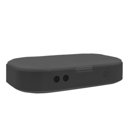 Prijenosna multifunkcionalna kutija za dezinfekciju UV-C crna Optonica