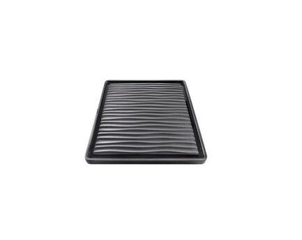 Dio za cijeđenje Blanco – VISOKOKVALITETNA CRNA PLASTIKA (432x382mm)