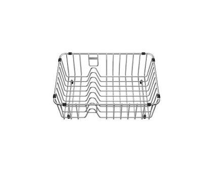Košarica sa stalkom za tanjure za Blanco NAYA 8, 8 S, 9, 9 S, PLEON 9  INOX 18/10 (351x251mm)
