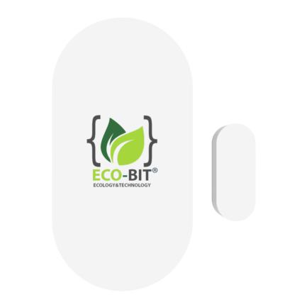 Bežični senzor Eco-Bit EBS-DRC100W – bijeli