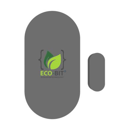 Bežični senzor Eco-Bit EBS-DRC100S – sivi